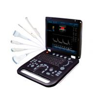 Buy cheap 4D Color Doppler Ultrasound Scanner with 3.5MHz / R40 Volume Probe from wholesalers