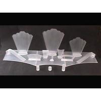 Buy cheap Acrylic Jewelry Holder , Earrings and Necklaces Holder from wholesalers