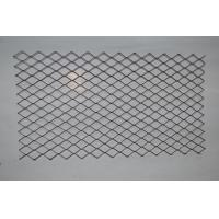 Buy cheap Brown Expanded Metal Floor Grating , 0.9mm Decorative Expanded Metal Panels from wholesalers