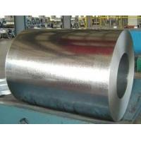 Buy cheap Regular Spangle HDG Cold Rolled Galvanised Steel Coil for automobile , container from wholesalers
