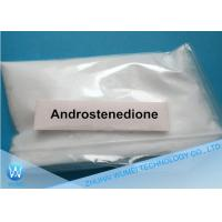 Buy cheap Purity Anabolic Steroids Prohormone Androstenedione Powder For Strength Building 63-05-8 product