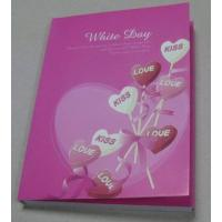 Buy cheap Re-recordable Card,Photo Frame, Valentine Day Gift from wholesalers