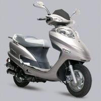 Buy cheap 125CC Motor Scooter, Available with Wheel Base of 1,215mm from wholesalers