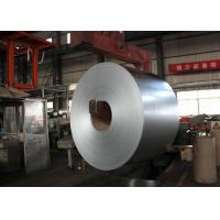 Buy cheap Length 0-6000mm Tinplate Hot Rolled Coil , Cold Rolled Steel Sheet In Coil from wholesalers