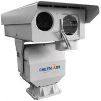Buy cheap 10KM PTZ HD IP Laser Camera with 4KM Night Vision Distance from wholesalers