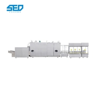 Buy cheap Aseptic Plastic Bottle 81kw Automatic Liquid Filling Machine from wholesalers