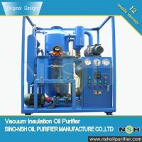 Buy cheap 2016 HOT Sale Transformer Oil Filtration Machine With Oil Dehydration and Impurities Remove from wholesalers