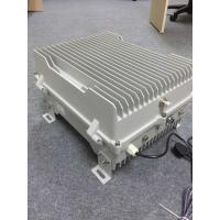 Buy cheap DMR UHF VHF Radio Outdoor Mobile Signal Fiber Optic Repeater With Heavy Duty Weather Proof from wholesalers