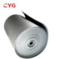 Buy cheap B1 Grade Flammability HVAC Insulation Foam Closed Cell Aluminum Foil Laminated Roll from wholesalers