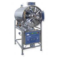 Buy cheap Horizontal cylindrical pressure steam sterilizer autoclave stainless steel structure from wholesalers