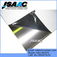Buy cheap Anti abrasion stainless steel protective film from wholesalers