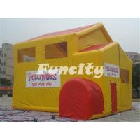 Buy cheap Durble Inflatable Event Tent with Silk Screen Printing LOGO from wholesalers