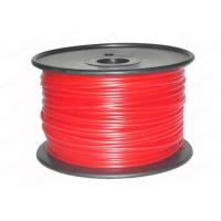 Buy cheap 1.75mm 3mm Red HIPS Filament from wholesalers