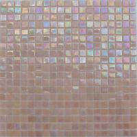 Buy cheap blue bathroom kitchen backsplash glass mosaic tile from wholesalers