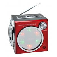 Buy cheap mini radio with usb/sd & disco light from wholesalers