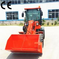 Buy cheap Multifunction loader farming machinery TL1500 front loader with sand spreader for sale product