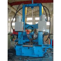 Buy cheap High Efficiency H Beam Welding Line , H Beam Straightening Machine Integrated Machine from wholesalers