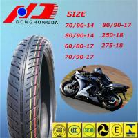 Buy cheap Best Quality Motorcycle Accessories 275-18 250-18 Motorcycle Tire from wholesalers