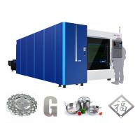 Buy cheap Industrial Precision 1000w Fiber Sheet Metal Laser Cutting Machine from wholesalers