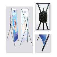 Buy cheap indoor / outdoor banner stands , high definition trade show banner printing from wholesalers