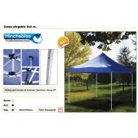 Buy cheap 3x3 aluminum frame pop up screen tent from wholesalers