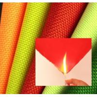 Buy cheap 600D polyester oxford flame retardant tent fabric from wholesalers
