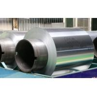 China Metal Cold Rolled Aluminum Sheet Coil , Aluminium Foil Roll AA8011/ AA1235 on sale