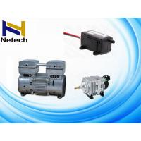 Buy cheap Oil Free Low Noise Air Compressor Pump For Ozone Generators from wholesalers