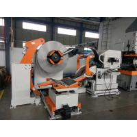 Buy cheap 0.3-4.5mm thickness and 1300 mm width3 In 1 medium Coil Feeding Line cooperated with Punching from wholesalers