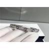 Buy cheap Cartier Love Bracelet 18K White Gold Diamond-Paved full diamond from wholesalers