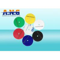 Buy cheap Waterproof Passive RFID Disc Tag Durable With Silk Printing,Eco - Friendly from wholesalers