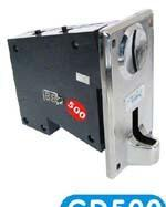Buy cheap [ GD] 500 multi coin acceptor validator,  ( 5 coin acceptance) ,  coin selector mechanism from wholesalers
