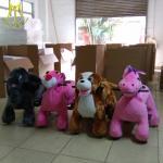 Buy cheap Hansel Guangzhou electric stuffed animals adults can ride electric bike rental from wholesalers