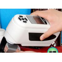Buy cheap NR200 Portable Spectrophotometer Colorimeter D65 With LED Blue Light Excitation from wholesalers