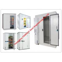 Buy cheap Modular Kitchen Small Cold Room With Refrigeration Unit Food Storage Cold Chamber For Restuarant Use from wholesalers