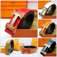 Buy cheap 1:1 quality  brand leather belt for men and women factory wholesale from wholesalers