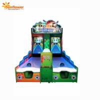 Buy cheap New funny forest bowling ticket vending game 2P arcade video game machine from Sunflower from wholesalers