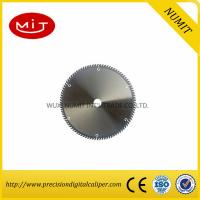 Buy cheap Metal Cutting Circular Saw Blade , Tungsten Carbide Steel Tct Circular Saw from wholesalers
