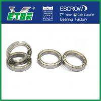 Deep groove ball bearing made in shandong