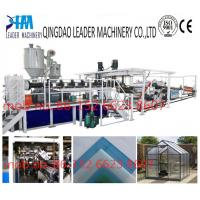 Buy cheap uv protected polycarbonate pc solid/embossed sheet machinery from wholesalers
