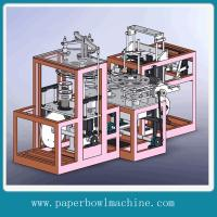 Buy cheap Icecream paper bowl forming machine from wholesalers