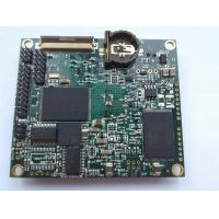 Medical Pcb Prototype Manufacturer electrocardiogram monitor board 8 layer with fine pitch BGAs