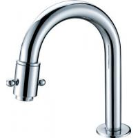 Buy cheap One hole sink Basin Tap Faucets with rotation switch for glass basin from wholesalers