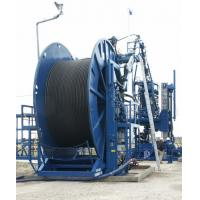 Buy cheap API 5ST CT70 Coiled Oil And Gas Stainless Steel Tubing Coil Round Shape from wholesalers