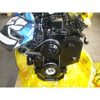 Buy cheap 115HP B5.9 Series Turbocharged Diesel Engine Motor , Cummins Crate Engine from wholesalers