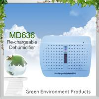 Buy cheap Reusable air dehumidifier home MD636 from wholesalers