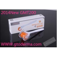 Buy cheap 2014 hot sale newest GMT200(0.2-3.0mm) titanium alloy  face derma roller CE approved from wholesalers