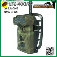 Buy cheap 3G IR Thermal Hunting Camera 100 Degree Night Vision Cameras For Wildlife sms mms trail camera from wholesalers