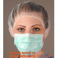 Buy cheap Medical grade protect dust face mask disposable 3 ply paper mask,non-woven face from wholesalers