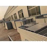 Buy cheap Steel traffic event fence barriers from wholesalers